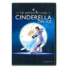Cinderella on Ice DVD