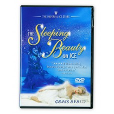 The Sleeping Beauty on Ice DVD